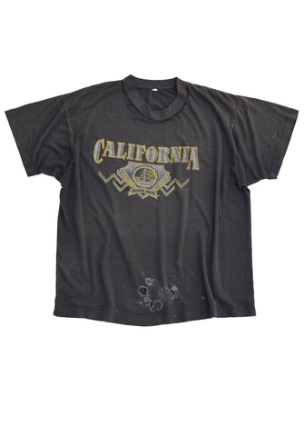 vintage california tee - boxy men's small