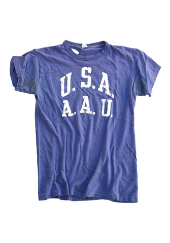 vintage graphic tee - usa
