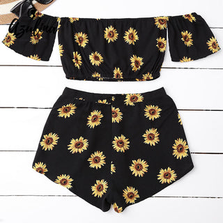 Miss Daisy Sun Flower 2 Piece Set