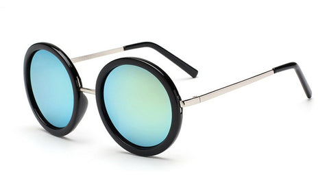 New Retro Round Sunglasses