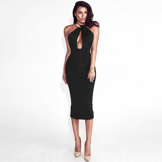 Date Night with Baby choker dress