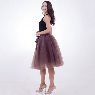 Tutu Pleated Fashion Skirts