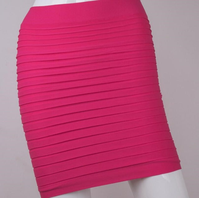 Summer Ladies Fashion Skirts