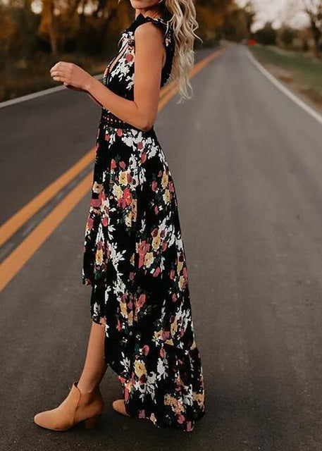 Sexxy Backless Sun dress