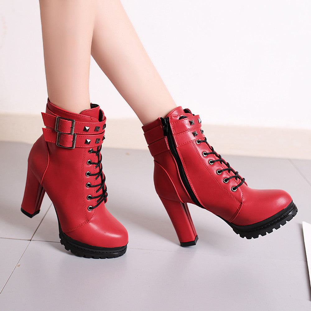 Lucy Ankle Boot