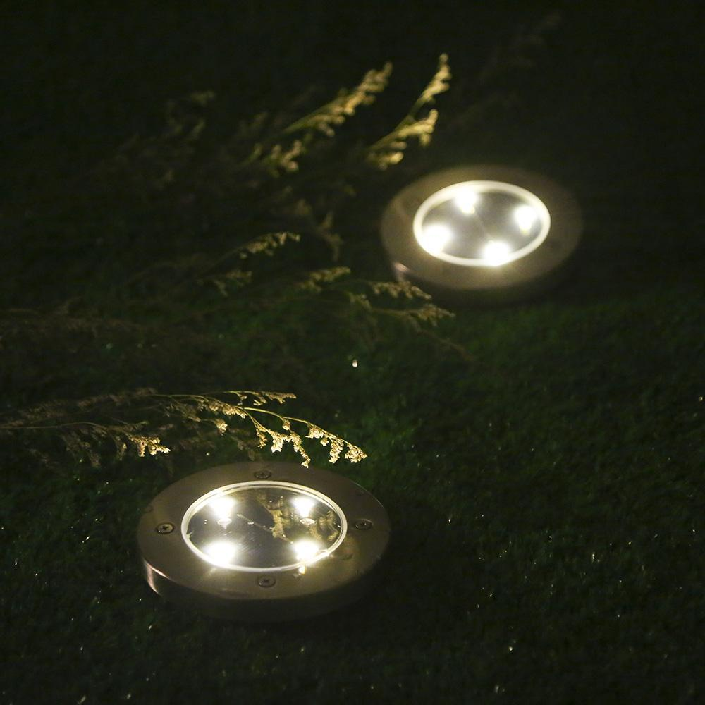 Solar Powered LED Pathway Light
