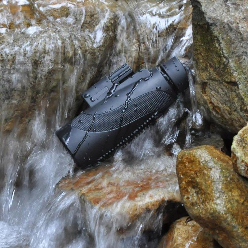 Waterproof 40x60 HD Monocular Phone Attachment - $34.95