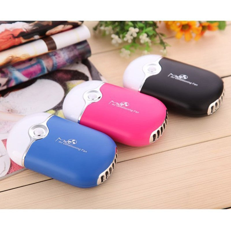 *USB Pocket Air Conditioner