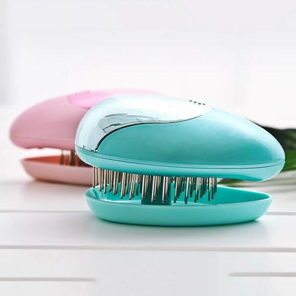 Anti-Frizz Ionic Hairbrush