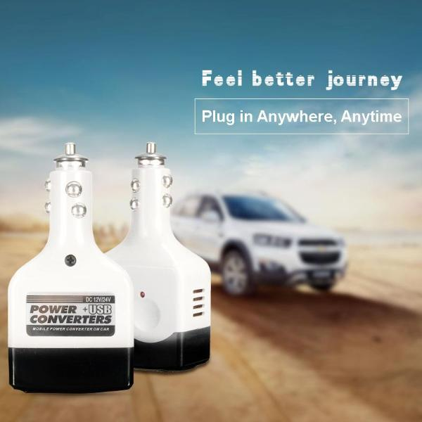 Vehicle Travel Power Adapter