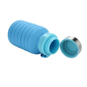 Zero-Waste Collapsible Water Bottle