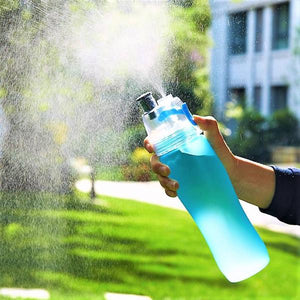H2 Cool Misting Water Bottle