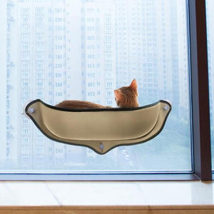 Peachy Sunny Seat Window Cat Lounger Andrewgaddart Wooden Chair Designs For Living Room Andrewgaddartcom