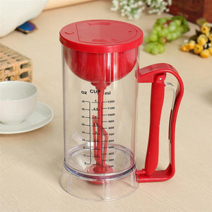 """Easy Batter"" - Cordless Batter Blender & Dispenser"