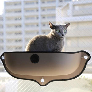 Remarkable Sunny Seat Window Cat Lounger Andrewgaddart Wooden Chair Designs For Living Room Andrewgaddartcom