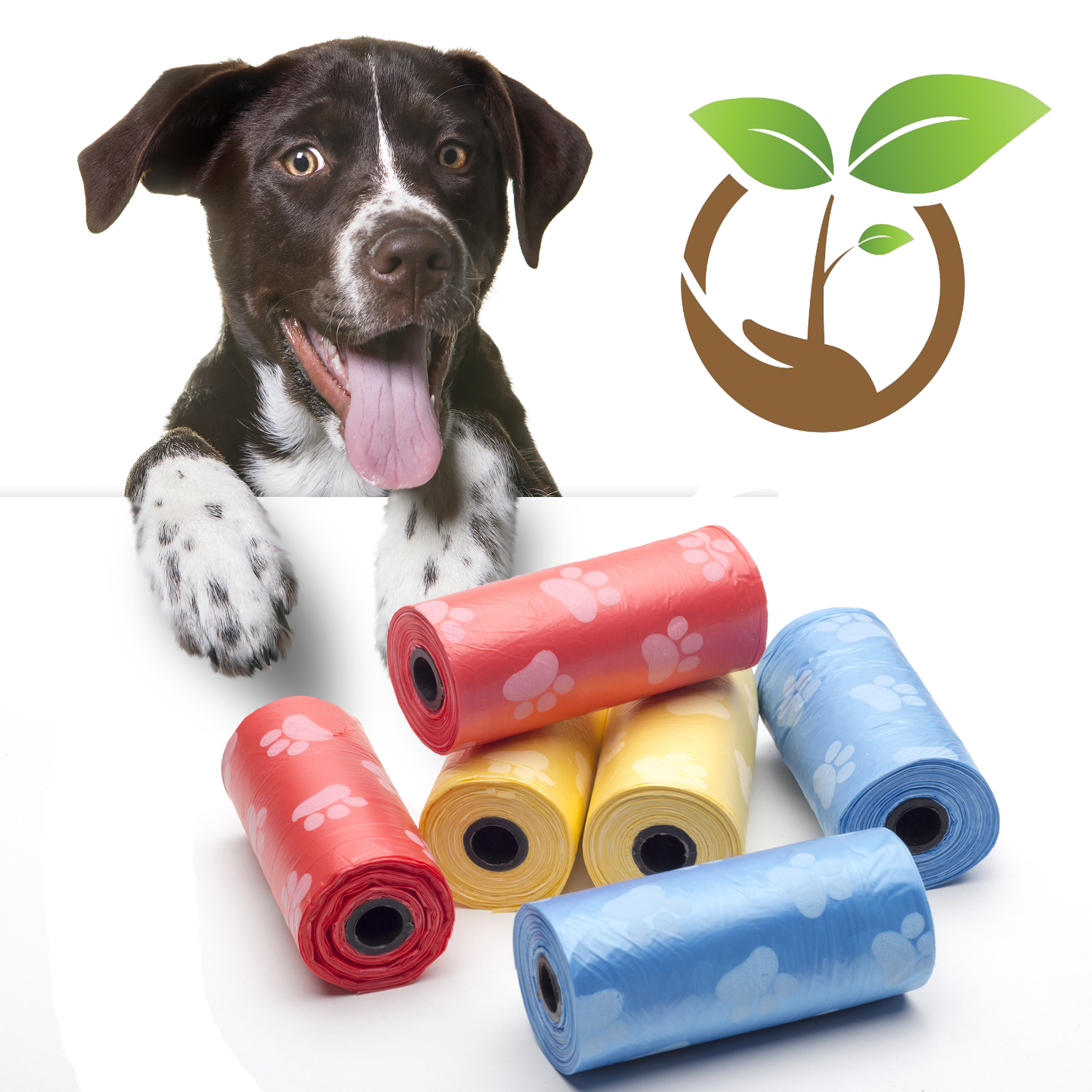 Zero-Waste Biodegradable Pet Bags