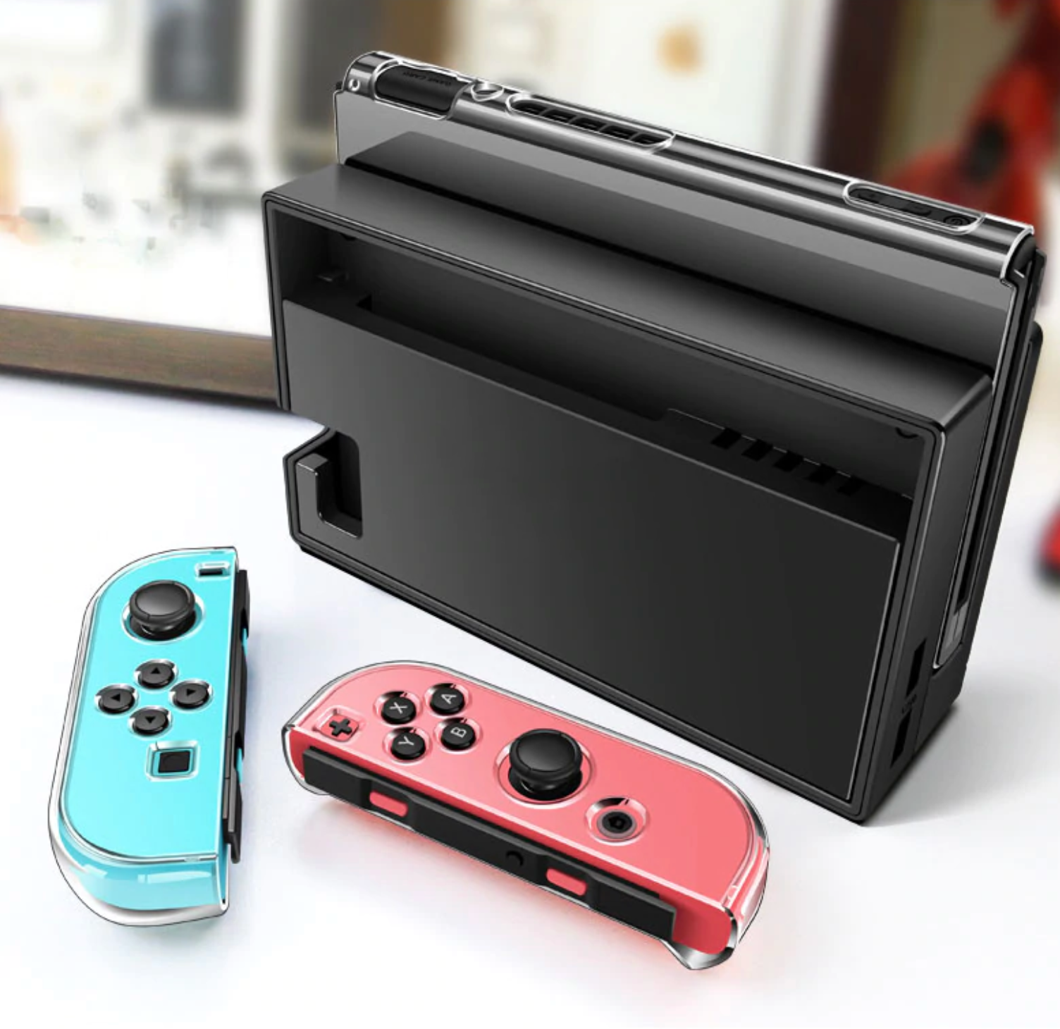 Ultra-Thin Switch Console Cover