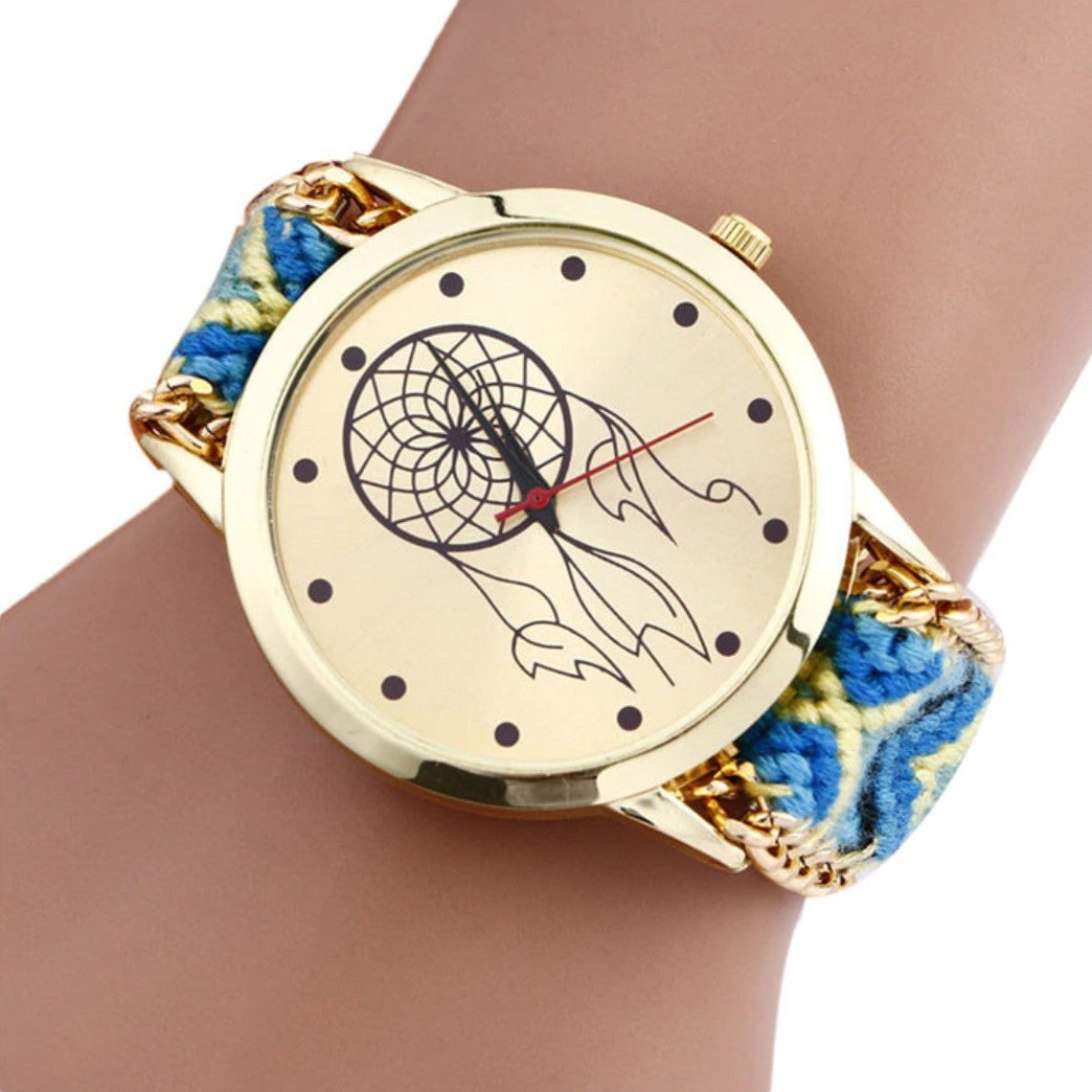 Handmade Dreamcatcher Watch