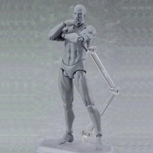 Body Kun - Model Figurines For Artists