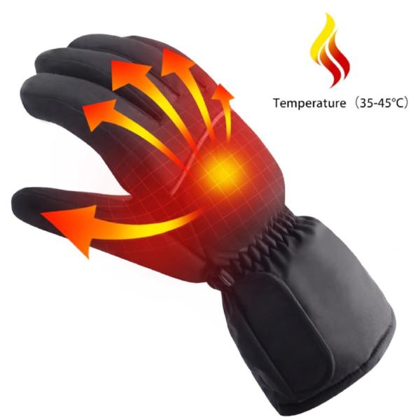 Wireless Heated Gloves
