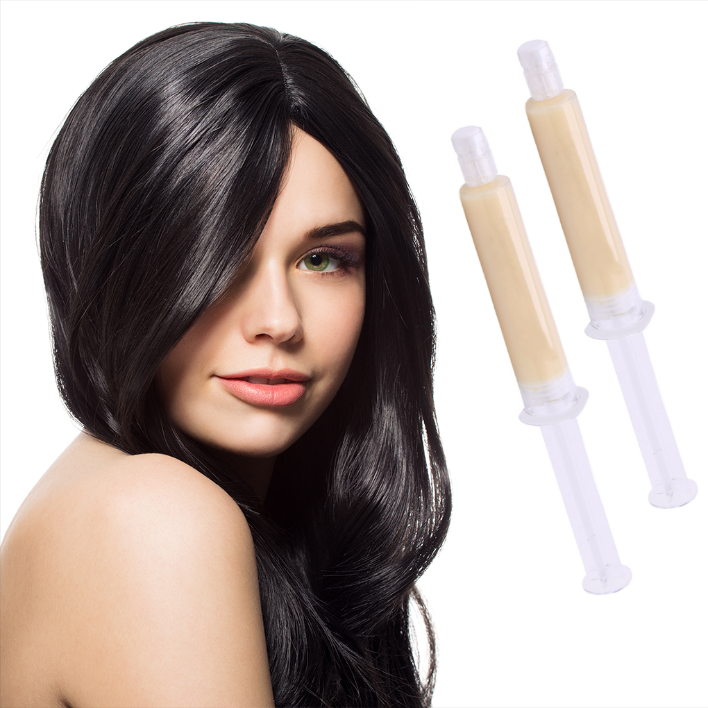 Keratin Hair Repair Treatment - 2pcs