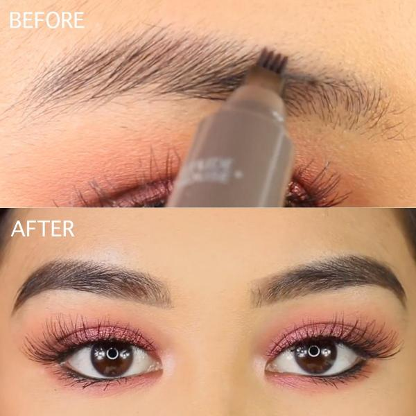 *Waterproof Microblading Eyebrow Filler Pen