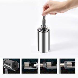 Magic Socket Grip - Universal Socket Tool
