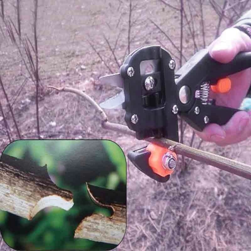 Professional Tree Grafter with Pruning Shears Kit