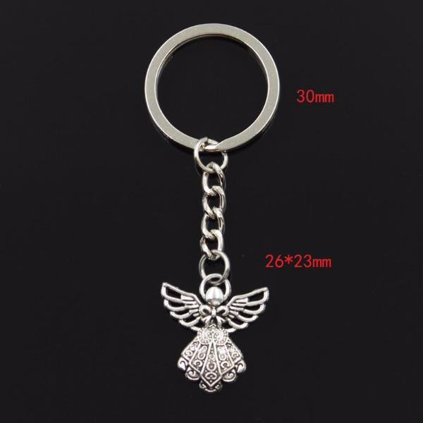 """Guardian Angel"" Keychain"