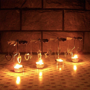 Tea Light Carousels