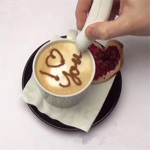 Electronic Latte Art Pen