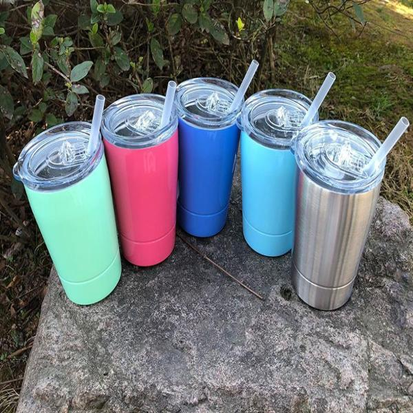 Cold-All-Day Insulated Tumbler Cup