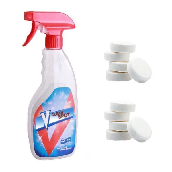 Effervescent Multipurpose Cleaning Tablets