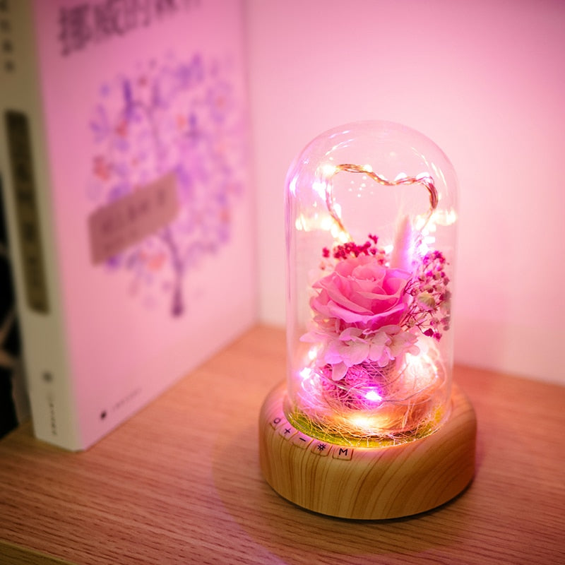 'Dreamer' Wireless Speaker Lamp