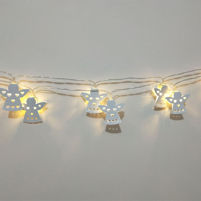 Angel LED String Lights