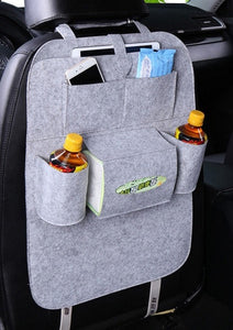 Backseat Vehicle Organizer