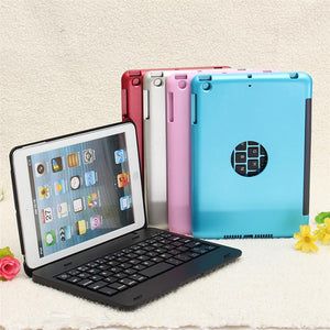Bluetooth iPad Keyboard - Turn Your iPad Mini into a Macbook (iPad Mini 1 2 3)