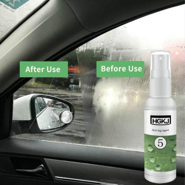 Hydrophobic Anti-Fog Spray
