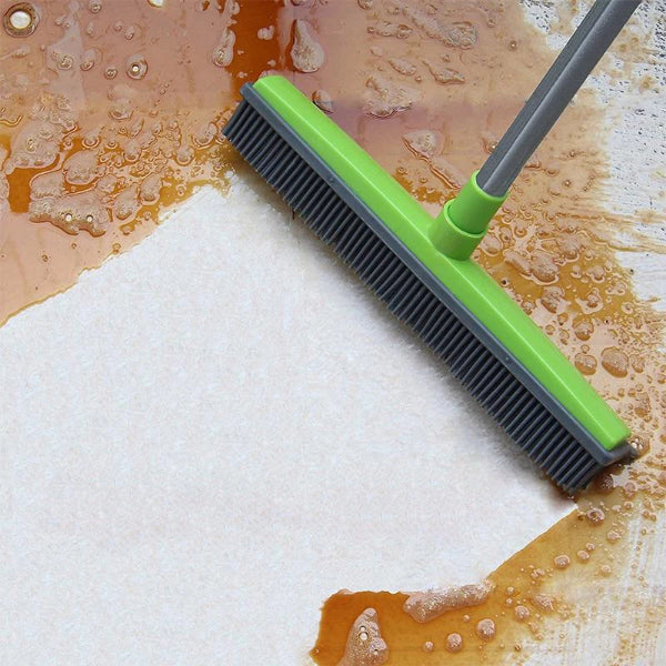 Any Surface Sweep & Squeegee Broom