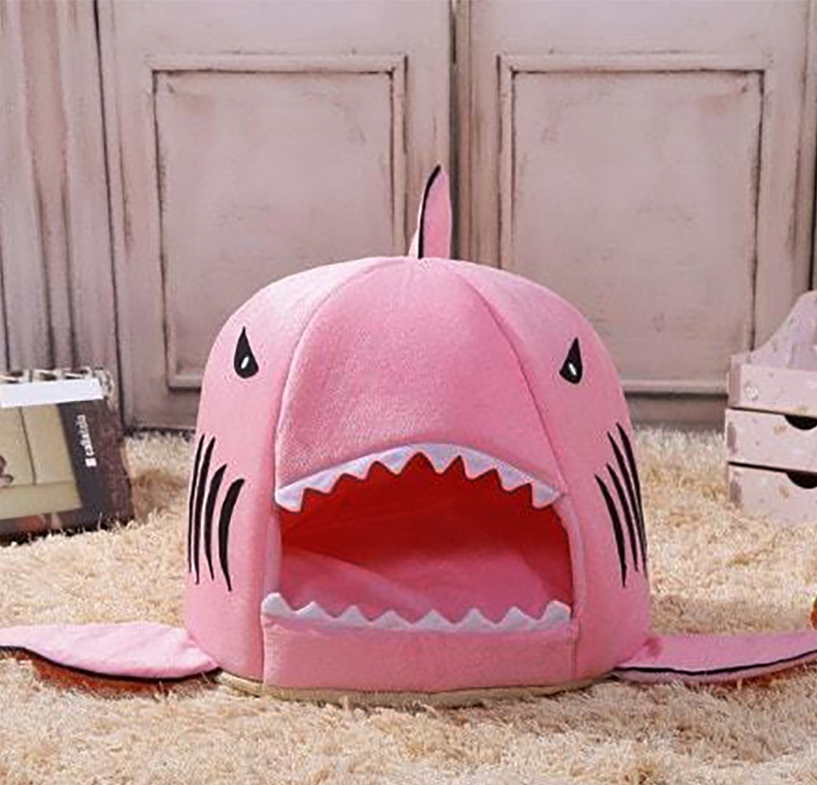 """Power Shark"" Pet Bed"