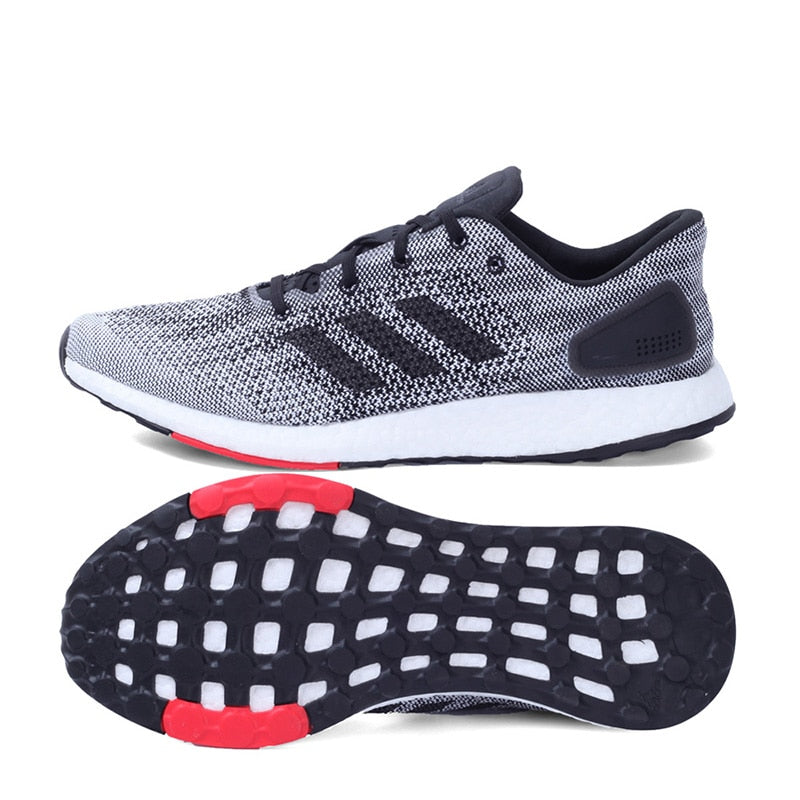 Adidas Official PureBOOST DPR New Arrival Men's Breathable Running Shoes Sports Sneakers S80993 - GTG
