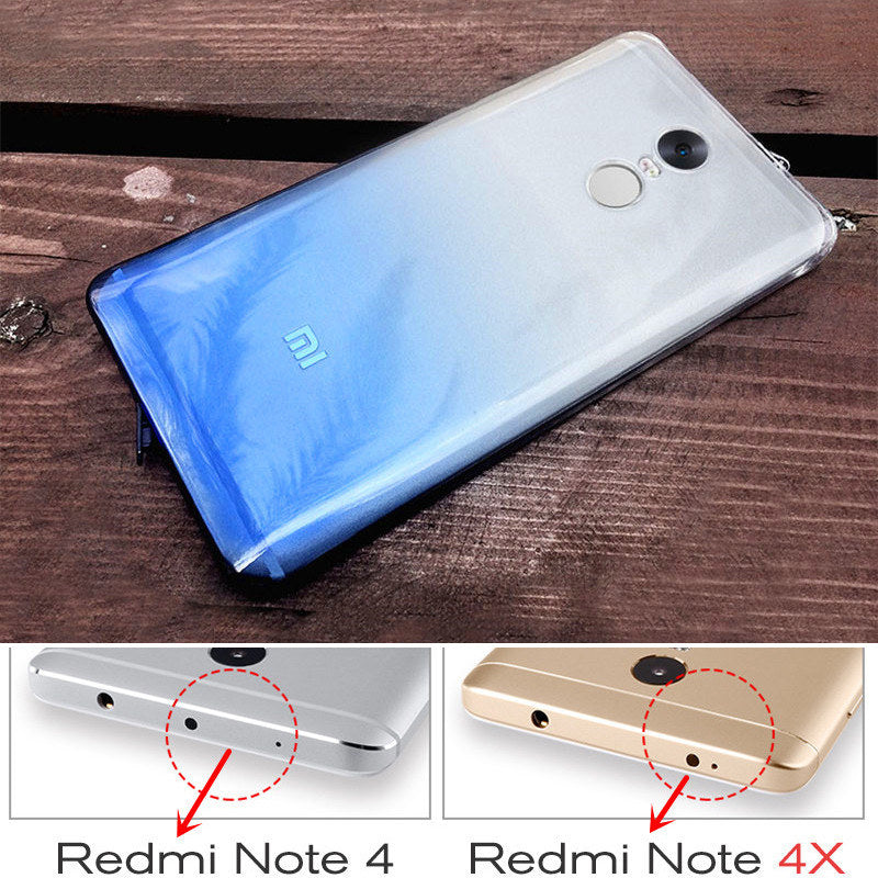 Colorful Cases For Xiaomi Max Mix Redmi Note Prime 5 Plus Phone Shell - GTG