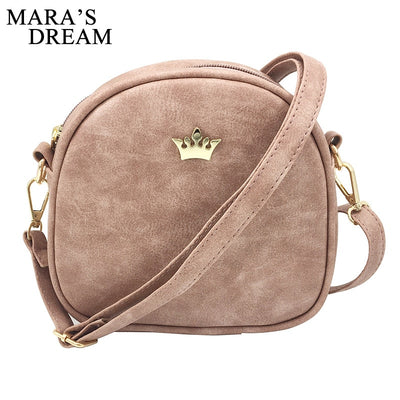 Mara's Dream 2018 Fashion Women Handbag Messenger Bags PU Leather Shoulder Bag - GTG