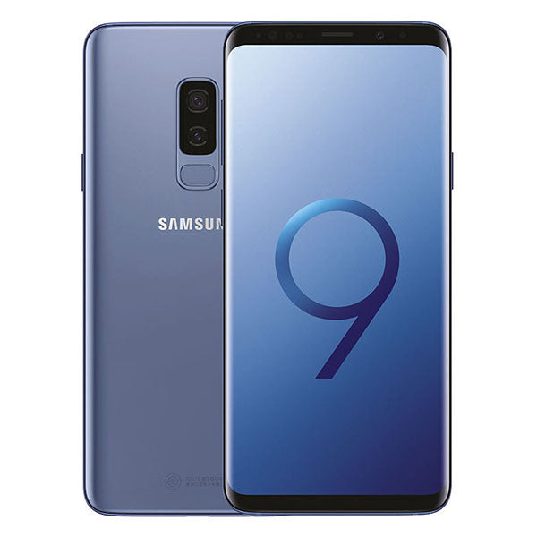 New Original Samsung Galaxy S9 Plus 6.2 inch Dual Sim Android 8.0 LTE 4G Mobile Phone - GTG