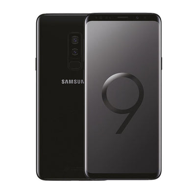 Unlocked Samsung Galaxy S9 plus 6.2 inch Octa-core Dual Sim Mobile 12MP Smartphone - GTG