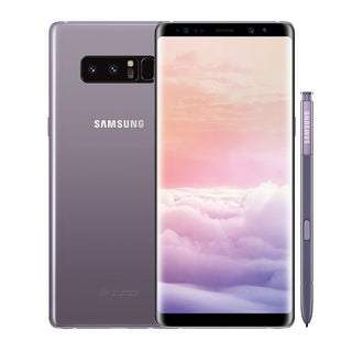 Unlocked Samsung Galaxy note 8 Dual back cameras 12MP Original mobile smartphone - GTG