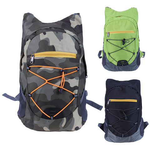 Outdoor Sports Bag Travel Camping Light Weight Backpacks Portable BackPack Unisex - GTG