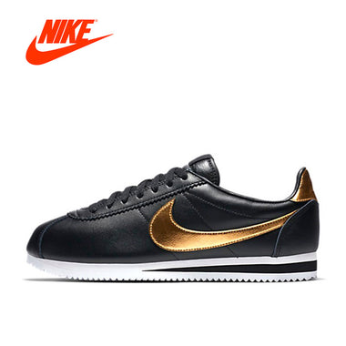 Original New Arrival Official NIKE CLASSIC CORTEZ SE Men's Waterproof Running Sneakers - GTG