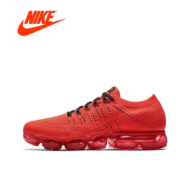c9b97a5a6f82f Original New Arrival Authentic Nike Air Vapormax Flyknit Men s Sport  Outdoor Sneakers - GTG