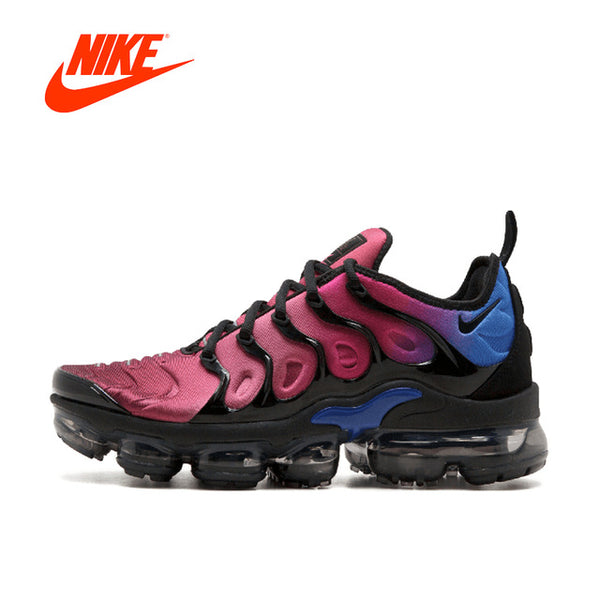 Original New Arrival Authentic NIKE AIR VAPORMAX PLUS Men's Running Outdoor Sneakers - GTG